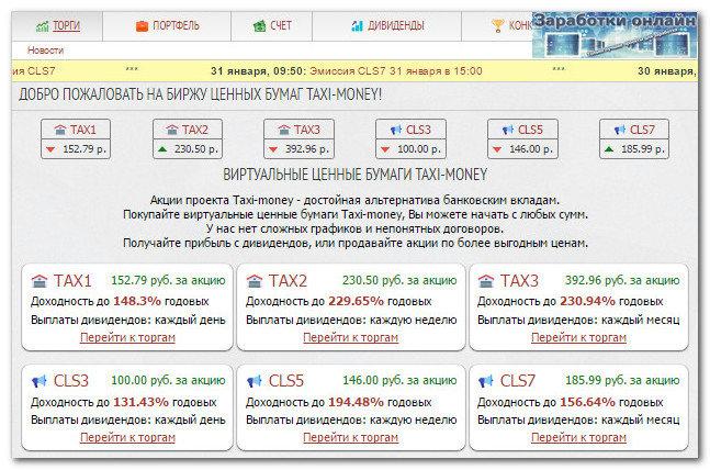 Можно ли заработать за хранения акций в интернете заработок в сети без вложений с выводом на яндекс деньги