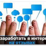 Как заработать в интернете на отзывах: 4 лучших сайта для хорошего заработка на отзывах