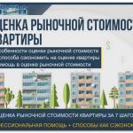 Как оценить рыночную стоимость квартиры: пошаговая инструкция по оценке цены квартиры. Видео