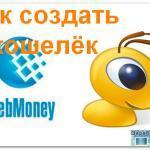Как создать кошелёк Вебмани (Webmoney). Инструкция создания + видео