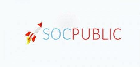 Socpublic логотип сайта